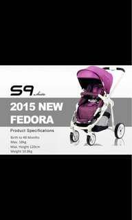 Fedora stroller s9