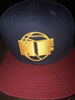 Hoop fac hat/cap