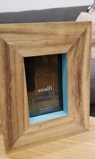 Amalfi photo frame 4x6inch