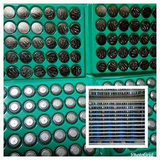 🚚 【現貨】鈕扣電池AG13,LR44~盤裝卡裝 批發