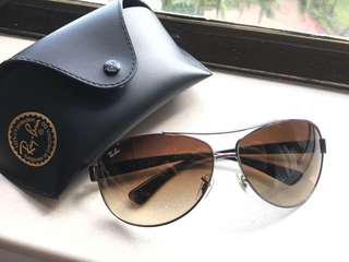 9成新正版 ray ban sun glasses 太陽眼鏡