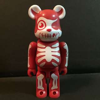 Medicom Toy Series 7 Horror - red Balzac Bearbrick be@rbrick