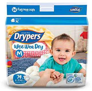 Drypers Size M