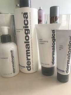 Dermalogica skincare $20 each