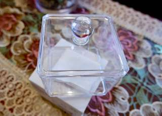 Acrylic Cosmetic/Jewelry Organizer