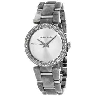 DELRAY STAINLESS STEEL LADIES WATCH MK4320