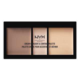 NYX contour&highlight palette