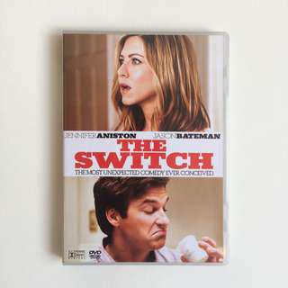 DVD The Switch Original