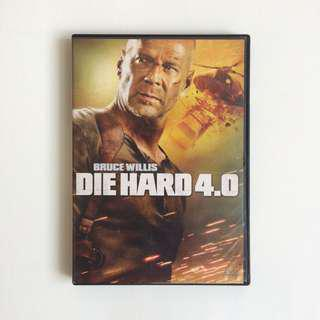 DVD Die Hard 4.0 Original