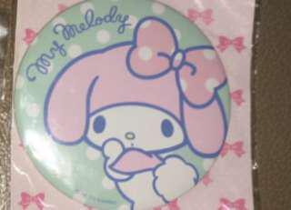 日本Melody 襟章