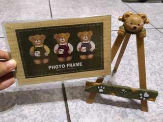 🚚 可愛熊熊相框