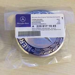 Mercedes Benz 平治 轆cap 四個
