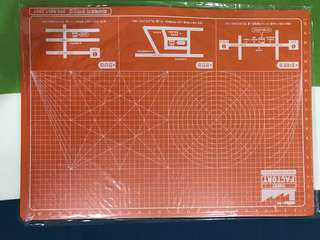 Cutting Mat Board for hobby modeling and gundam