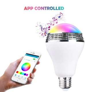 🚚 High Quality Wireless Music Smart Bulb