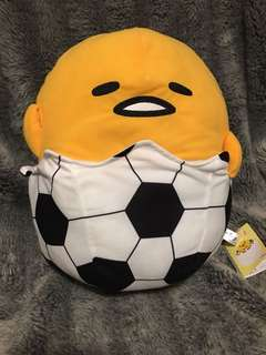 GUDETAMA Japanese lazy egg plushie