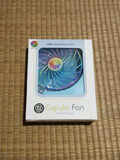 🚚 Cupula fan