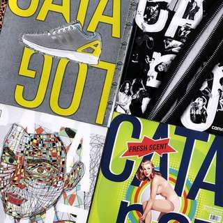 CATALOG Magazines (Past Issues)