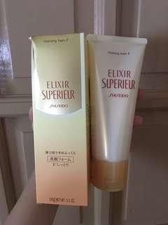 Shiseido Elixir Facial Wash