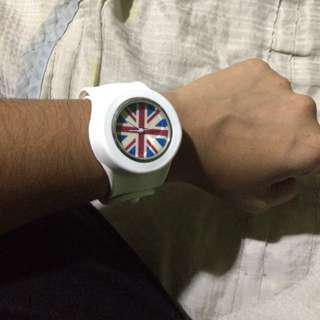 Silicon Slap Watch