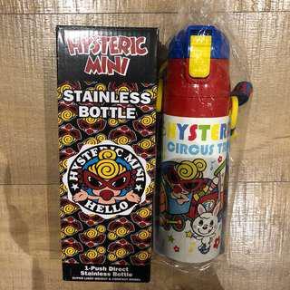全新 Hysteric Mini water bottle 水樽