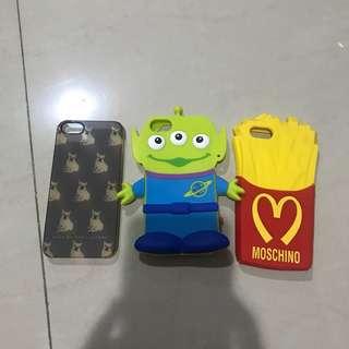 [PROMO] 3 casing iPhone 5/5s