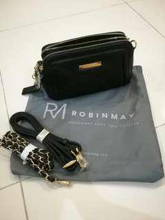 Robin May sling bag