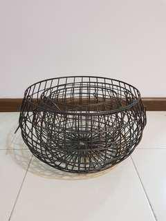 Metal Basket set of 3