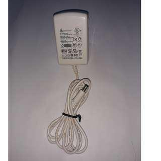 12V 2A UK plug AC to DC Power Adapter (Pin: ~ Ext 5.5mm dia)