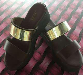 Zara wedges shoes