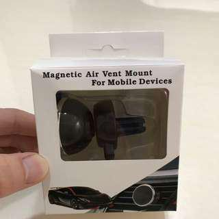 Handphone Magnetic Air Vent Mount @$12 Only