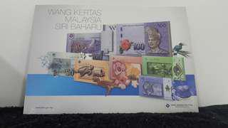 Malaysia New Currency Notes