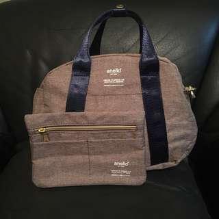 Anello mini boston 2 way bag