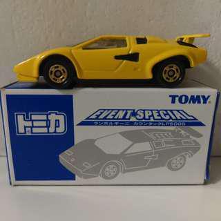 Tomica Event Special 黃色 Lamborghini