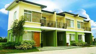 Rfo with low dp House and lot in Cavite near Moa