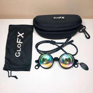 NEW GlowFX Kaleidoscope Glasses
