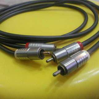 Original SONY Digital RCA Cable OFC, 1.10M