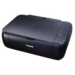 Canon MP287 Printer USE ONLY ONE TIME!