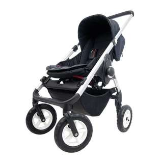 mini Cooper easy walker Stroller (graco chicoo jeio)