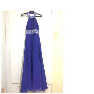Blue Gown for Sale