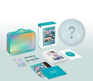 [ LOOSE SET] WANNA ONE SUMMER PACKAGE