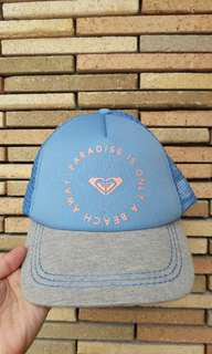 Roxy trucker cap
