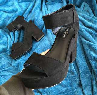 London Rebel Heels