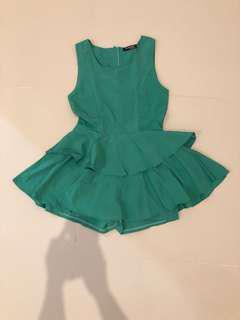 Jumpsuit Green