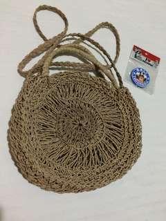 Handmade Bali Bag & Fridge Magnet from Seminyak Bali Indonesia