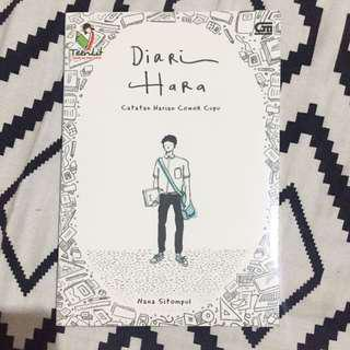 Diari Hara: Catatan Harian Si Cowok Cupu by Nana Sitompul