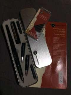 Manuscript Calligraphy Pen Set & Ink Refill