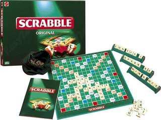 Mainam Edukasi Scrabble Original
