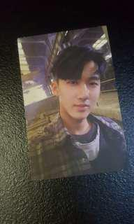 Stray Kids Changbin I AM NOT Photocard