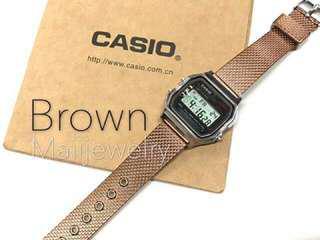 Casio unisex watch
