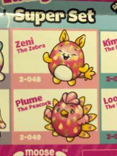 Pikmi Pops -Super Set Zeni & Plume